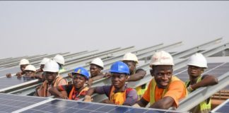 Burkina Faso unveils West Africa's largest solar power plant