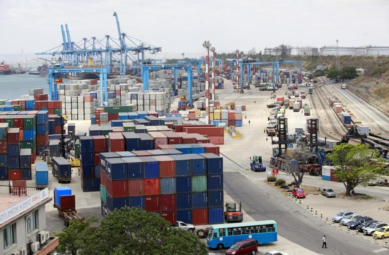 Port of Mombasa scoops award for best transit in Africa