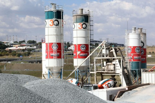 Irish firm CRH joins race to acquire cement maker PPC