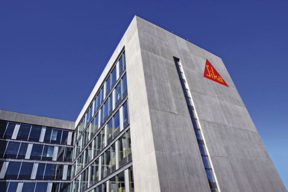 Sika acquires US firm Butterfield Color as part of expansion