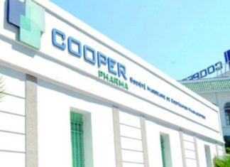 Cooper Pharma builds first pharmaceutical plant in Rwanda
