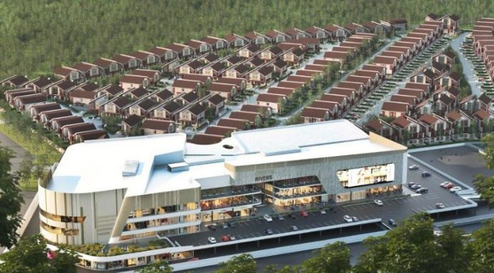 Crystal Rivers Safaricom Mall and Gated Community