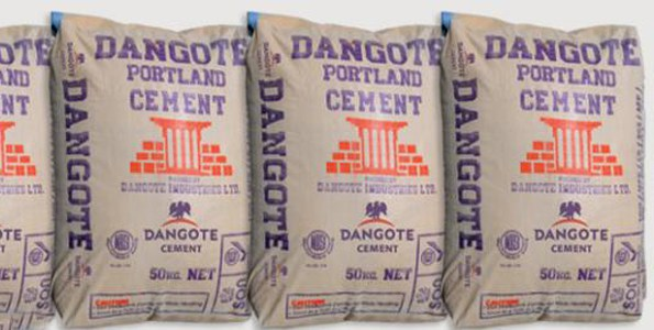 Dangote takes cement sales online