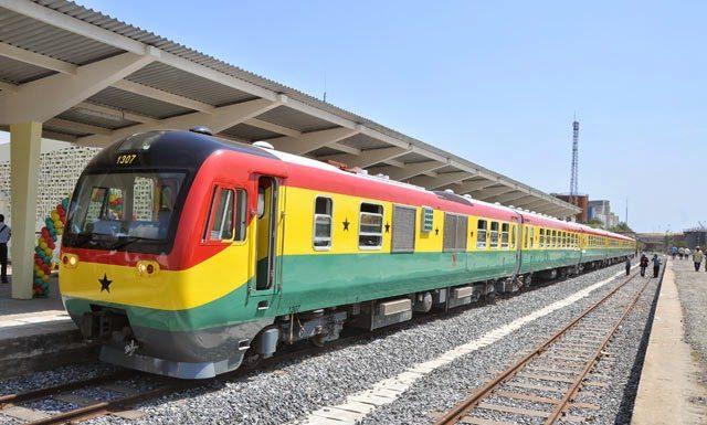 Ghana's Accra-Kumasi railway line construction to start