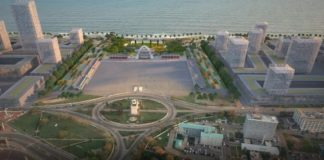 Ghana's Marine Drive Project construction kicks off