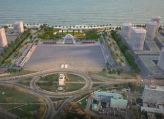 Ghana's Marine Drive Project construction kicks off
