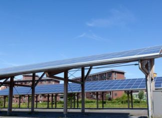 Kenyan university launches100KW solar power plant