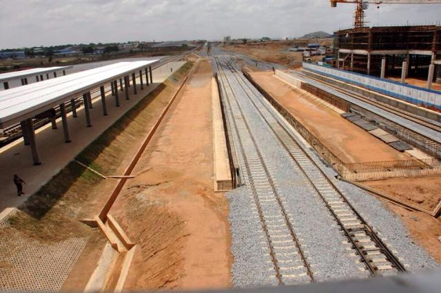 Lagos-Ibadan rail line to be completed December 2018 - Amaechi