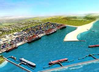 Construction starts on Lekki Deep Seaport in Nigeria