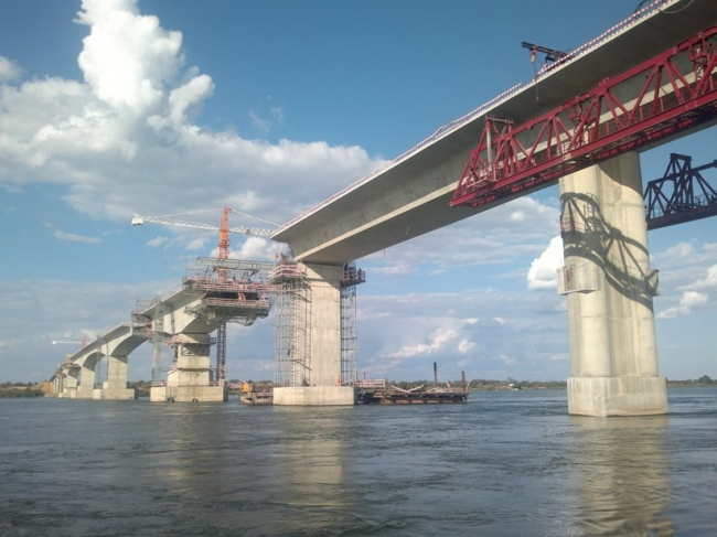 Maputo-Catembe bridge received biggest Chinese funding-report