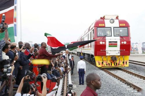 Uganda bets on SGR to boost local industries