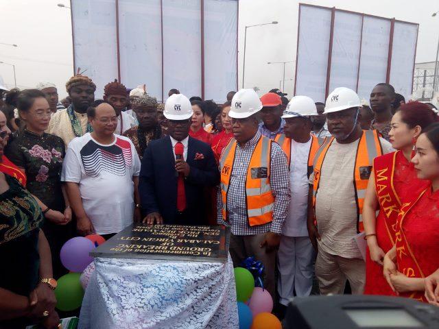 Construction begins for US$1b Virgin City in Nigeria