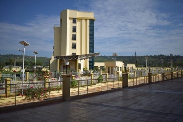 Western Kenya's Lake Basin Mall to open soon