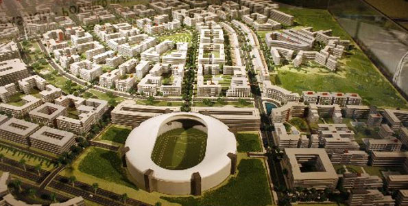 Kenya's Tatu City construction project faces new hurdle