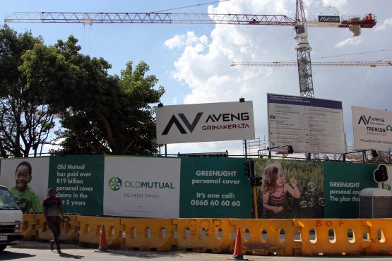 Aveng subsidiary plans to retrench 2863 workers says union