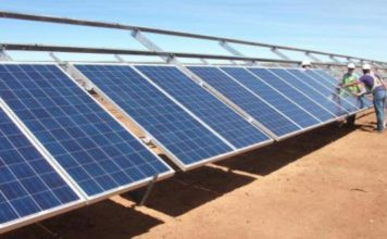 East Africa's largest solar project well underway in Kenya