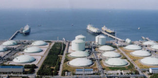 Global LNG demand is growing beyond expectation, Shell