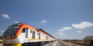 Kenya Electricity Transmission Company electrify SGR