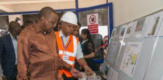 Kenya's National Cement unveils new clinker plant