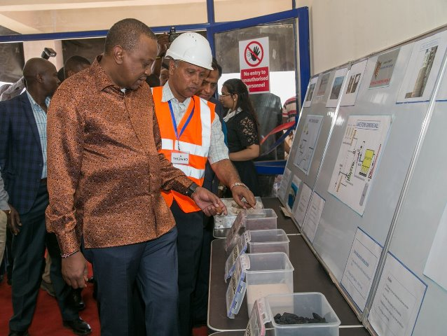 Kenya's National Cement unveils new clinker plant