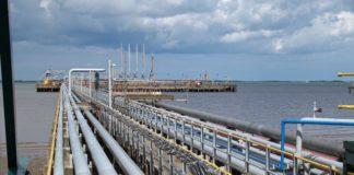 Kisumu oil jetty construction completes