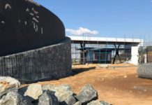 Construction begins on Old Mint Park in South Africa