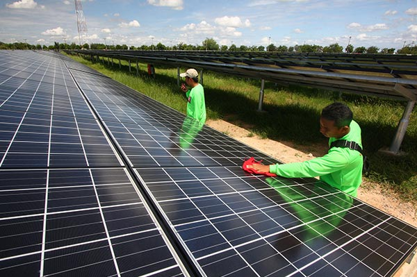 Sterling and Wilson to construct largest solar plant in Zambia