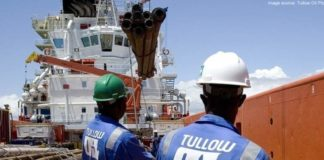 Tullow Oil posts profit, mulls commercial production