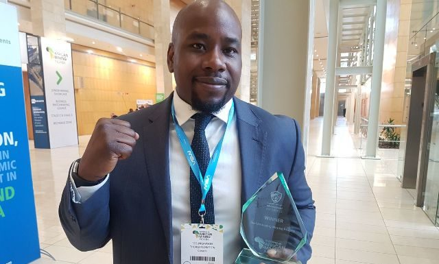 Upcoming Nigeria firm tops African Mining Indaba contest