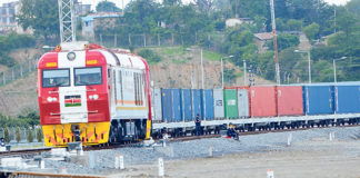 Zambia, Kenya want cargo moved by rail