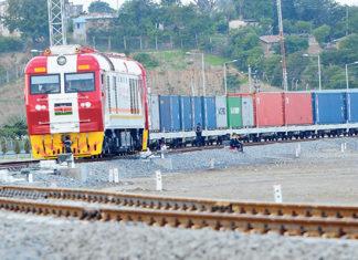 Zambia, Kenya want cargo moved by rail