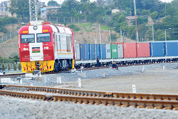 Zambia, Kenya want cargo moved by rail - CCE l ONLINE NEWS