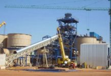 Burkina FasoConstruction of Boungou Mine 87% Complete