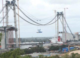 Completion of Africa's longest suspension bridge set for June
