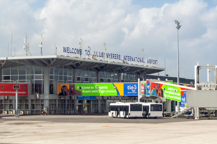 Construction work at Julius Nyerere airport nears completion