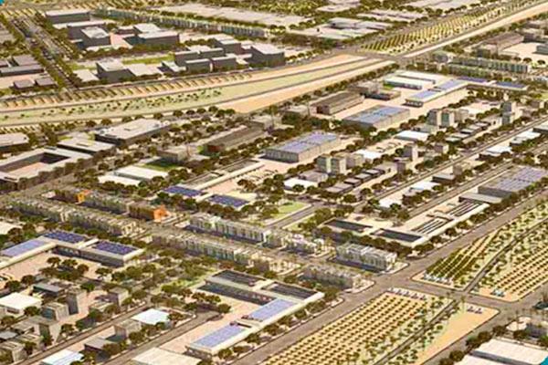 DP World to start work on Suez industrial zone in Egypt