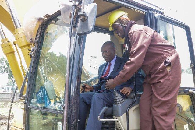 Egerton University Retirement Scheme builds mall in Nakuru