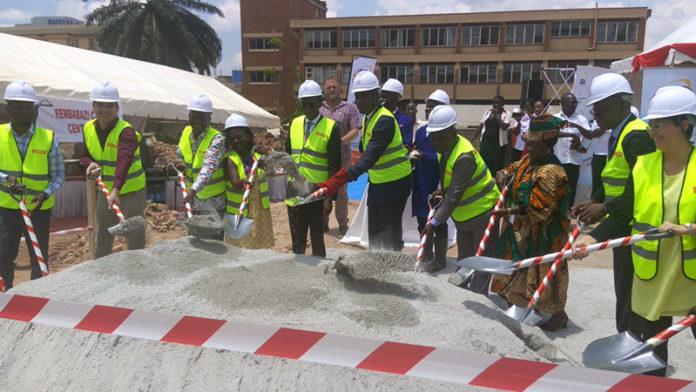 Insurance Regulatory Authority of Uganda builds headquarters