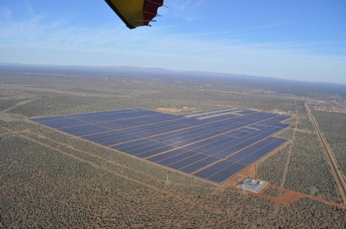 South Africa's Kathu Solar Park CSP connected to grid