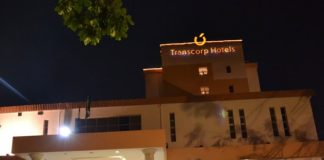 Transcorp Hotels builds 25-storey property in Lagos