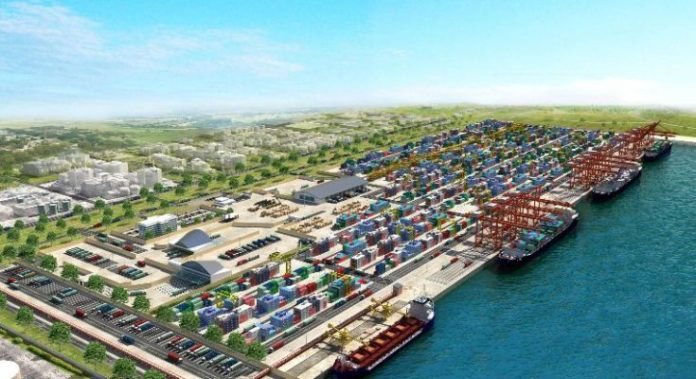 CMA CGM to operate container terminal at Lekki Deep Seaport