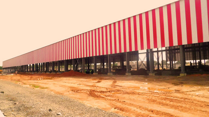 Construction work starts for largest steel plant in West Africa