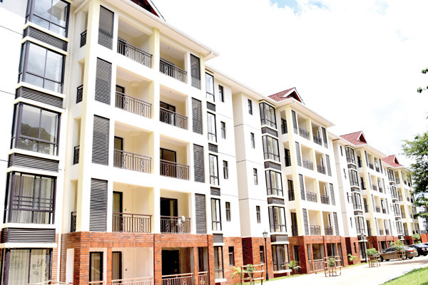 Low cost housing in Kenya gets financial stimulus
