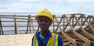 KZN roofing company harnesses training to give back