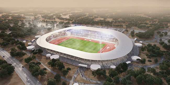 Sogea-Satom picked for Yamoussoukro stadium in Côte d'Ivoire