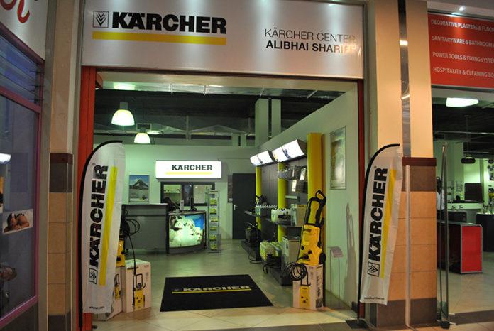 German firm Karcher eyes East African market