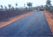 India rural road program daily target ramped from 134 km to 167 km a day