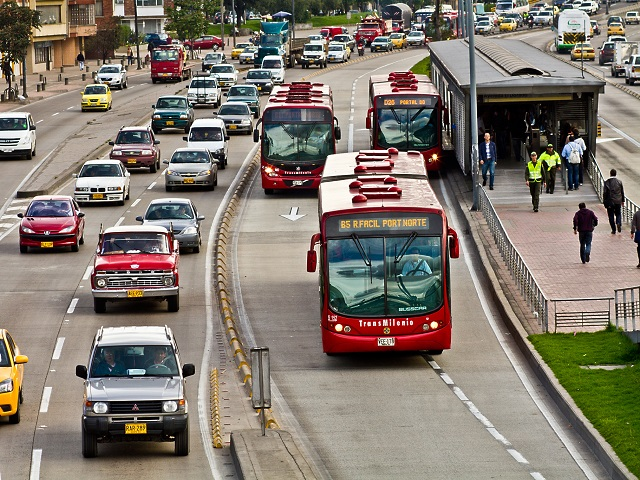 Kenya inspired by Bogota bus rapid transit model in city decongestion
