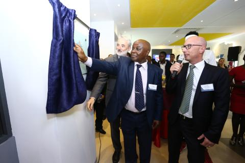 Saint Gobain unveils experience centre in Kenya