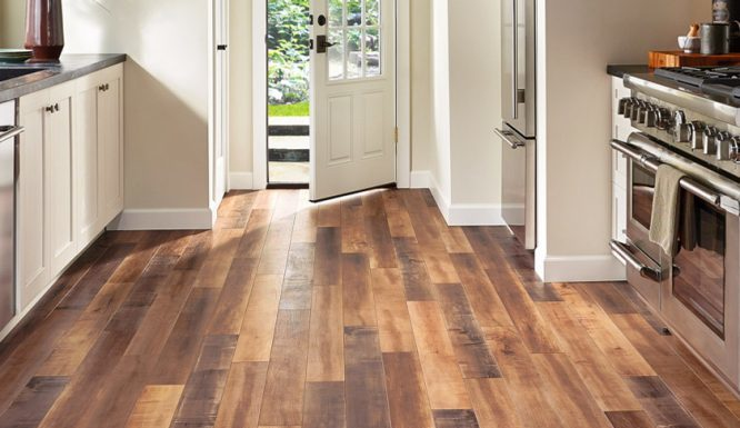 What you haven't been told about laminate flooring